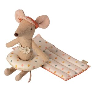 mouse float toy multi dot look