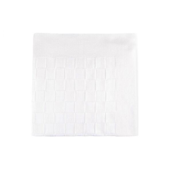 newborn blanket tricot joy pearl
