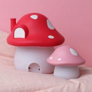night light pink mushroom look4