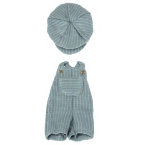 overall and cap for teddy junior