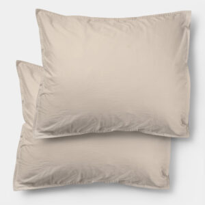 Midnatt Pillowcase Pebble
