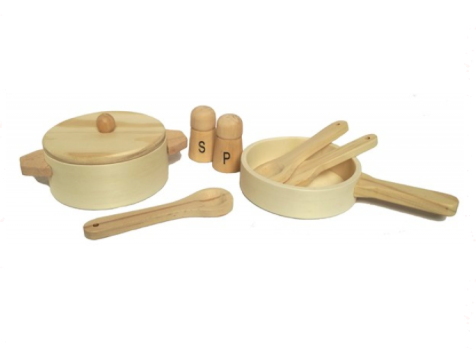 pan set toy