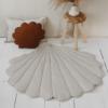 playmat shell linen sand