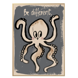 poster octo look