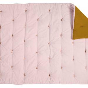Quilt Blanket Simeon Biscuit Dijon