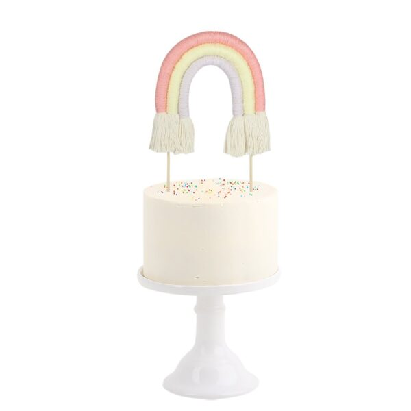 Cake Topper Rainbow - Party Decor