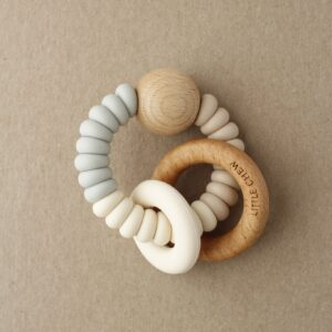 rattle teether dany willow
