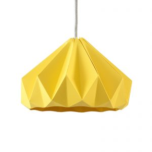 Lighting Chestnut Origami Lamp