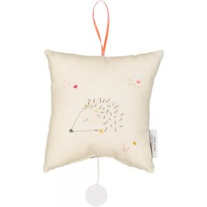 Kids Musical Decorative Hedgehog Noisette