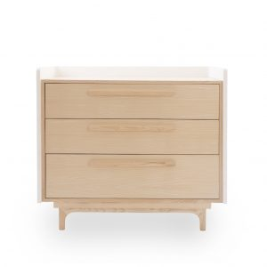 Kids Furniture Straw Chest Drawer