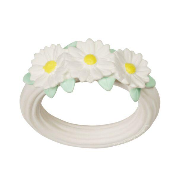 teething ring daisy chain