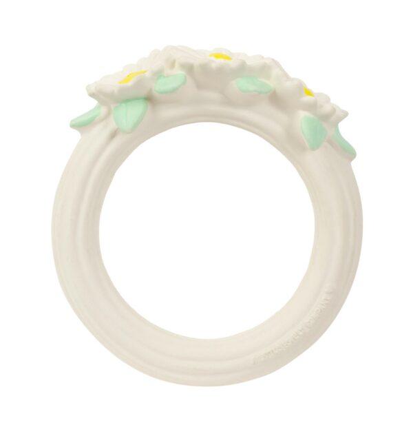 teething ring daisy chain look4