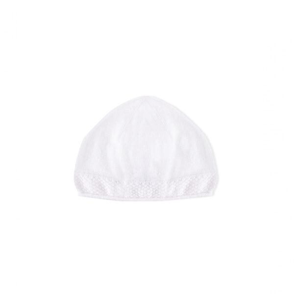 tricot hat newborn logan pearl