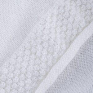 tricot hat newborn logan pearl look