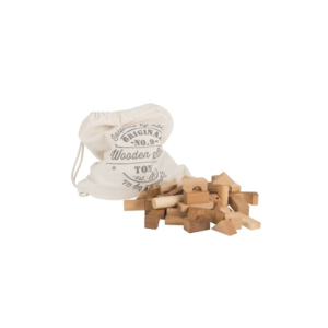 Wooden Toys Natural Blocks