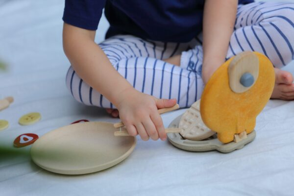 waffle set toy look