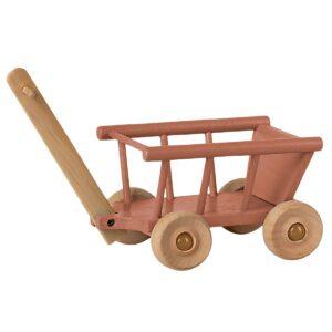 wagon toy blue