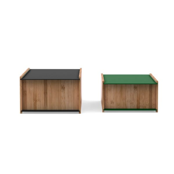 WeDoWood Storage Boxes Chest 1-2