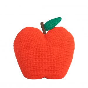 Apple Cushion Mandarin Anne-Claire Petit