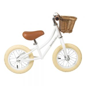 Kids Bike with Basket