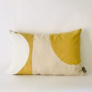 Ilayela Cushion Cover - Moon and Sun