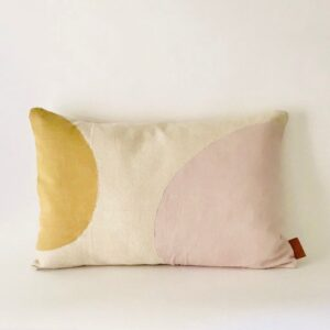 Ilayela Cushion Cover - Sun and Earth