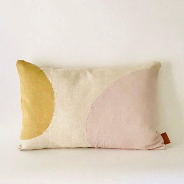 Ilayela Cushion Cover - Sun and Earth